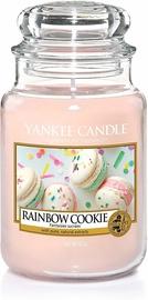 Yankee Candle Classic Large Jar Rainbow Cookie 623g