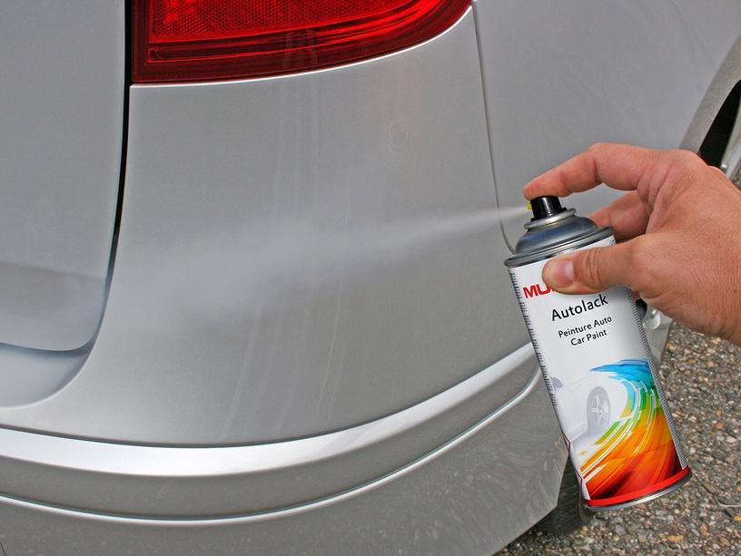 Multona Car Paint 812-7 Black