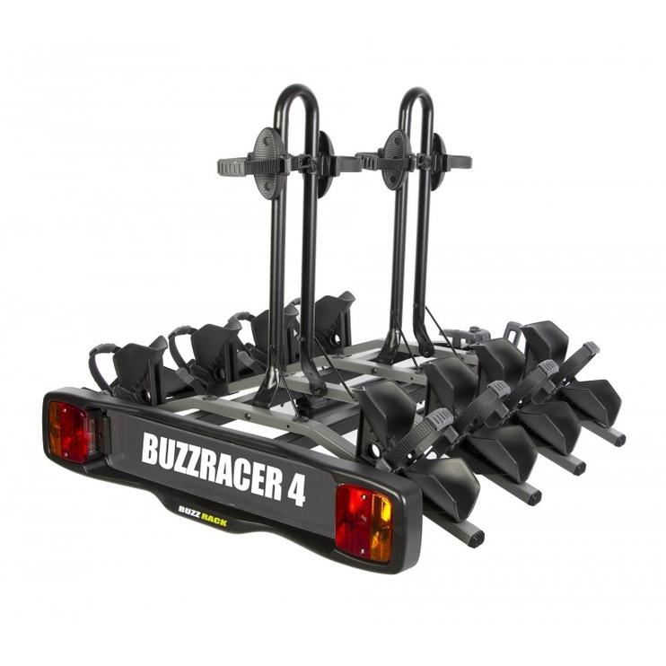 Велосипедный держатель для автомобилей BuzzRack Buzzracer 4