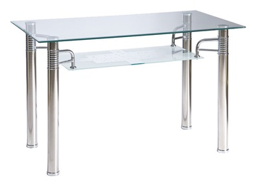 Signal Meble Reni A Table Glass/Chrome