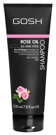 Gosh Rose Oil Shampoo 230ml