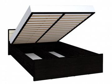 Glazov Ameli 201 Bed 160x200cm Dark Venge