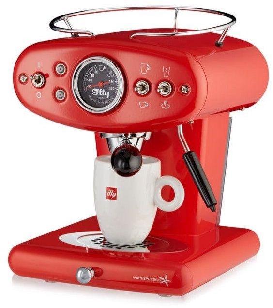 Kavos aparatas Illy X1 Anniversary Red
