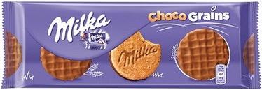 Sausainiai Milka Choco Grains, 126 g
