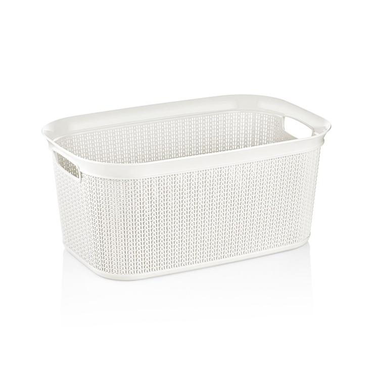 Skalbinių krepšys Knit M-080, 38 l