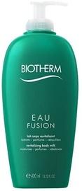Kūno pienelis Biotherm Eau Fusion, 400 ml
