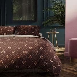 Gultas veļas komplekts DecoKing Hypnosis, smilškrāsas, 135x200/80x80 cm