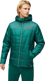 Audimas Jacket With Thermal Insulation Evergreen XL