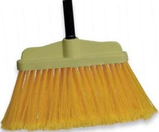 JSC Street Broom With Plastic Bristles