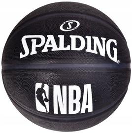 Spalding NBA Basketball Black Size 7