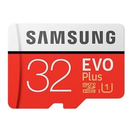 Atminties kortelė Samsung EVO+ MB-MC32GA/EU CL10 R95/W20 32GB