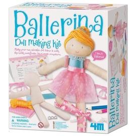 Izšūšanas komplekts 4M Ballerina Doll Making Kit 2731
