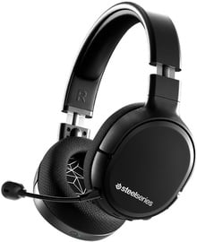 Žaidimų ausinės Steelseries Arctis 1 Black, belaidės