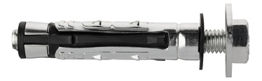 Elematic Medium Duty Anchor Screw 6x55mm 4pcs