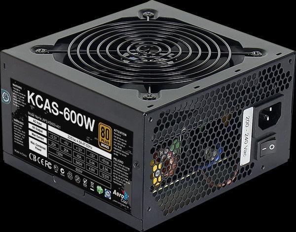 AeroCool KCAS ATX 2.3 600W AEROKCAS-600