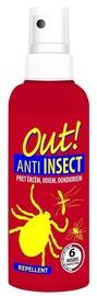Karaleks OUT Spray Against Mosquitoes/Ticks 100ml