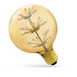 SPULDZE LED G90 1.7W E27 821 GL 115LM 17 (SPECTRUM)
