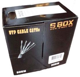 Сетевой кабель Sbox UTP-305, 305 м