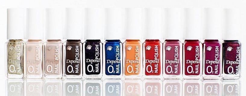 Depend O2 Nail Polish 5ml A550