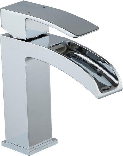 Vento Venecia Ceramic Sink Faucet Chrome