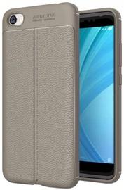 Mocco Litchi Pattern Back Case For Samsung Galaxy J5 J530 Grey
