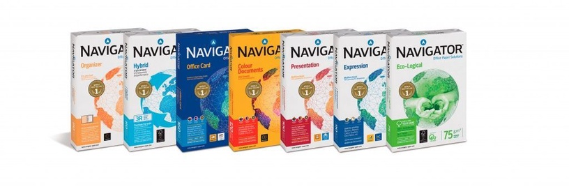 Igepa Navigator Universal Paper Multifunctional 250 Pages A4 Colour Documents