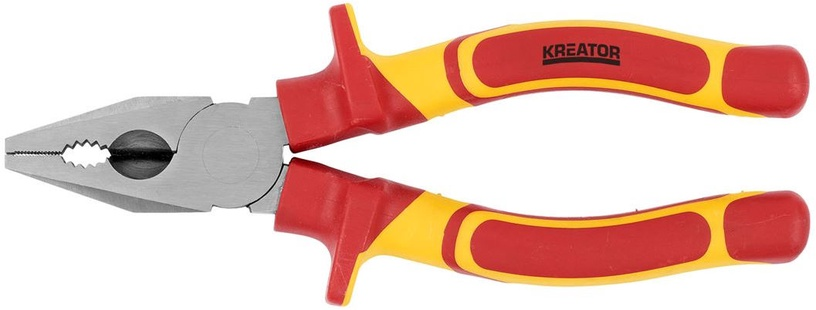 Kreator KRT620001 VDE Combination Plier 6""