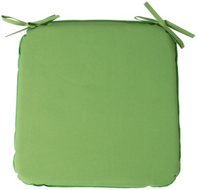 Home4you Ohio Chair Pad 39x39cm Bright Green