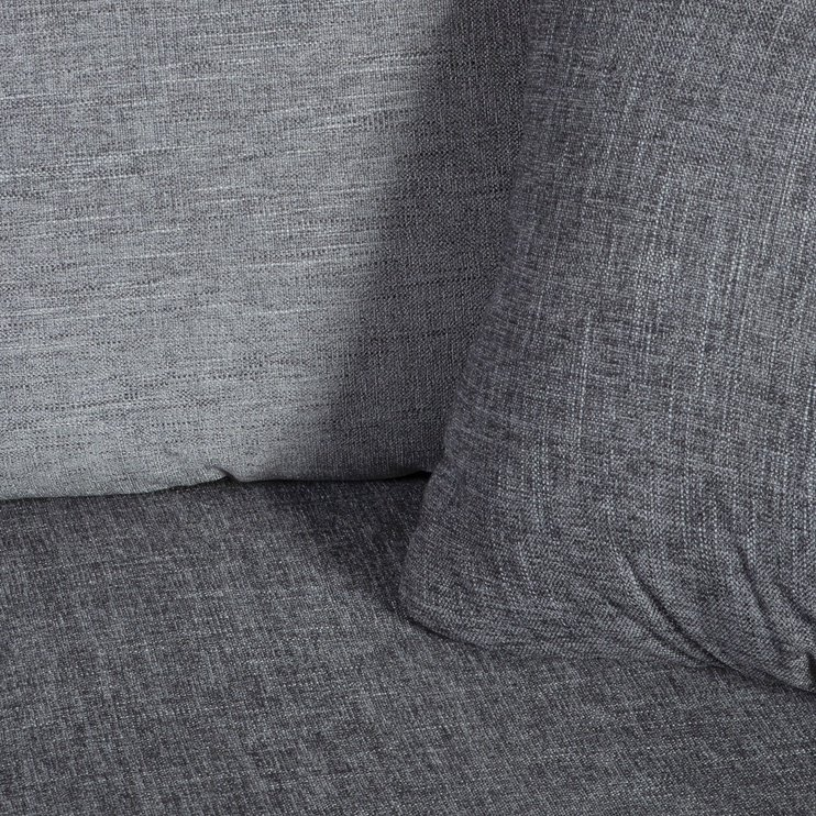 Home4you Sofa Durban-3 Gray 28723