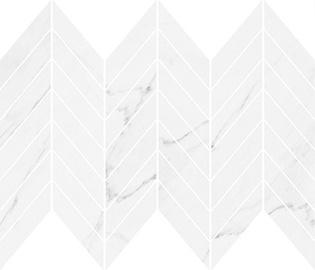 Cersanit Marinel White Chevron Tiles 298x255mm White