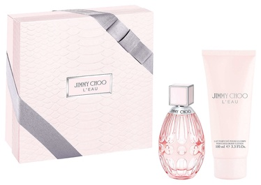 Jimmy Choo L'Eau 60ml EDT + 100ml Body Lotion