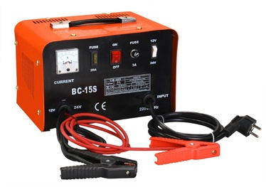 Зарядное устройство Filtech BC-15S, 12 - 24 В