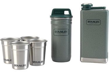 Stanley Adventure Flask And Steel Shot Glasses Set 6pcs