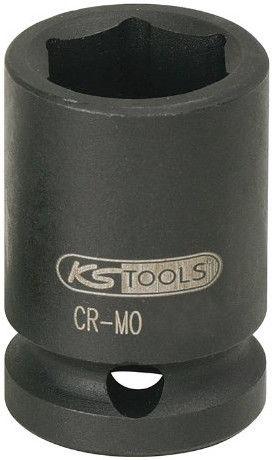 KSTools 1/2'' Hexagon Impact Socket Short 17mm