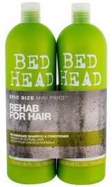 Tigi Bed Head Re-Energize Conditioner 750ml + Shampoo 750ml