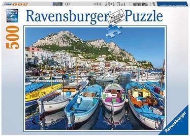 Dėlionė Ravensburger Colorful Marina 14660, 500 dalių