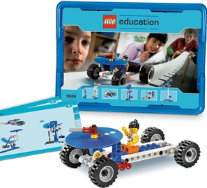 Konstruktorius LEGO Education Simple & Powered Machines Set 9686