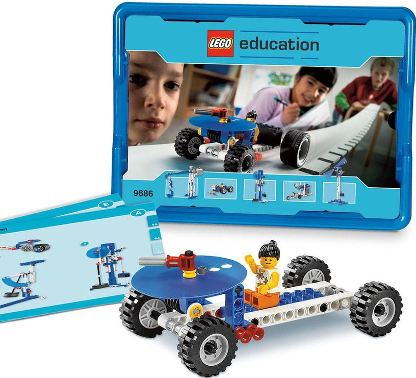LEGO Education Simple & Powered Machines Set 9686