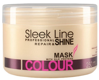Stapiz Sleek Line Colour 250ml Mask
