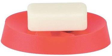 Spirella Soap Dish Move Plastic Red