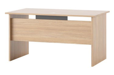 Szynaka Meble Omega 09 Desk Amber Oak/Graphite