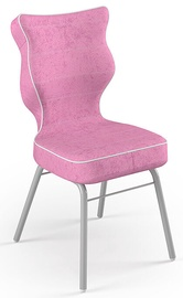 Детский стул Entelo Solo Size 3 VS08, розовый/серый, 310 мм x 695 мм