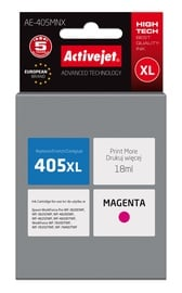 Кассета для принтера ActiveJet, фуксия (magenta), 18 мл