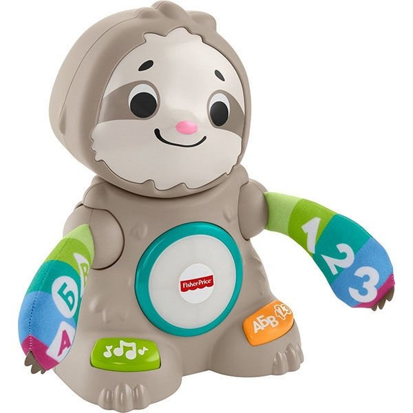 Fisher Price Smooth Moves Sloth RU GHY96