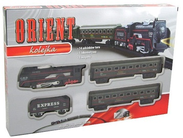 Dromader Train Orient With 3 Wagons 3060