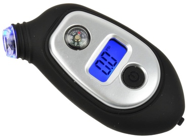 Geko Digital Tyre Pressure Gauge With Compass