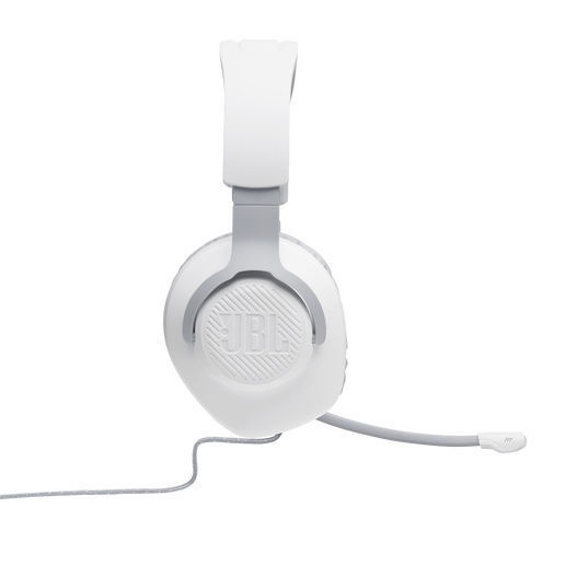 Ausinės JBL Quantum 100 Gaming White