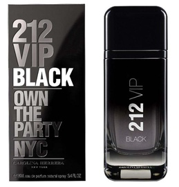 Kvepalai Carolina Herrera 212 VIP Black 100ml EDP