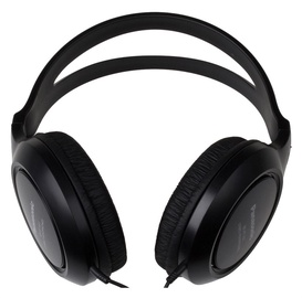 Ausinės Panasonic RP-HT161E-K Black