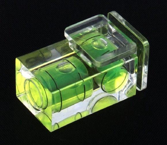 Fotocom 2D Bubble Spirit Level